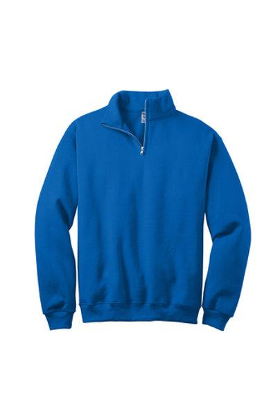 Bilstein 1/4-Zip Cadet Collar Sweatshirt