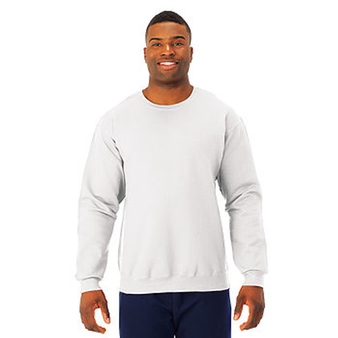 St. V Volleyb-Adult Jerzees Unisex NuBlend Crew Sweatshirt
