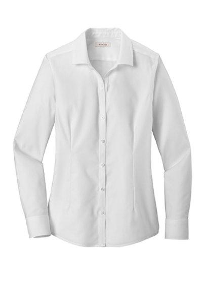 thyssenkrupp Ladies Pinpoint Oxford Non-Iron Shirt