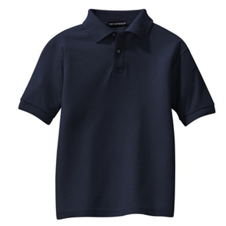 College Hill Youth Silk Touch™ Polo