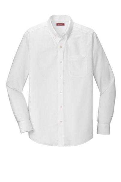 thyssenkrupp Men's Pinpoint Oxford Non-Iron Shirt