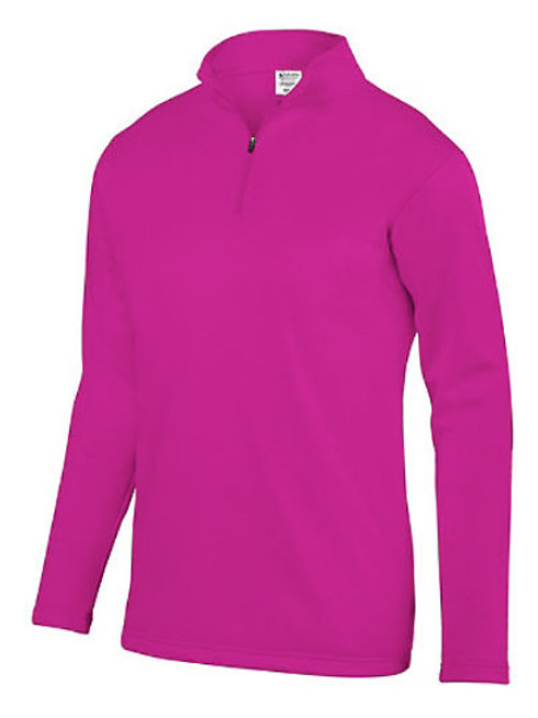 Lineshot Youth & Adult Wicking Fleece Pullover-Pink