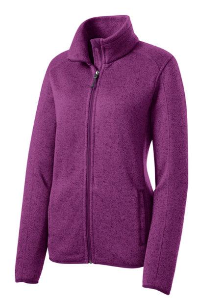 thyssenkrupp Ladies Sweater Fleece Jacket