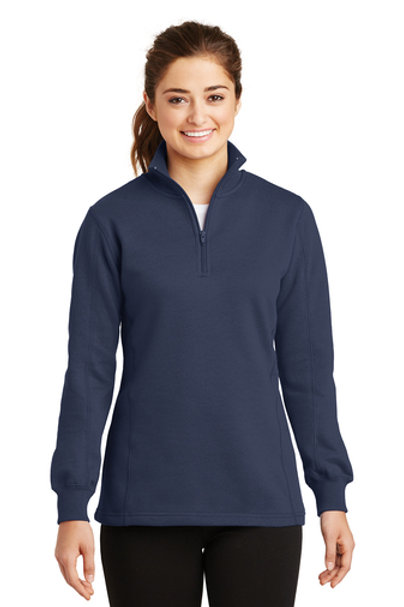 Citizen Police Womens 1/4-Zip Sweatshirt
