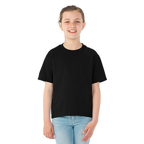 College Hill Youth Jerzees DRI-POWER Tee
