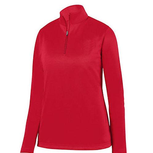 St. V Women's and Girls 1/4 Zip Pullover