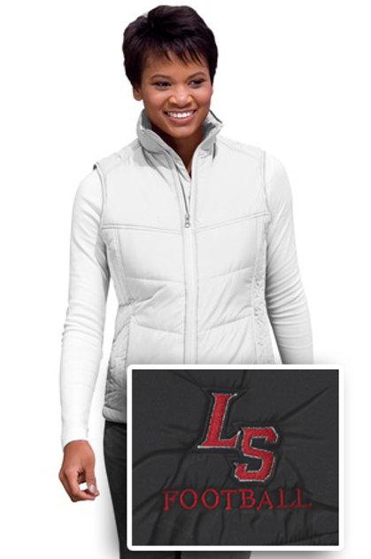 Ladies Vest/Jacket - White