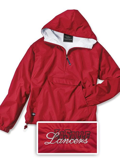 Rain Coat - Red