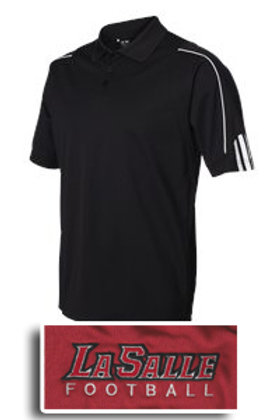 Adidas Men's Polo - Black