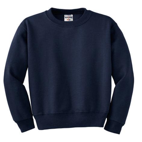 College Hill Youth JERZEES -NuBlend Crewneck Sweatshirt