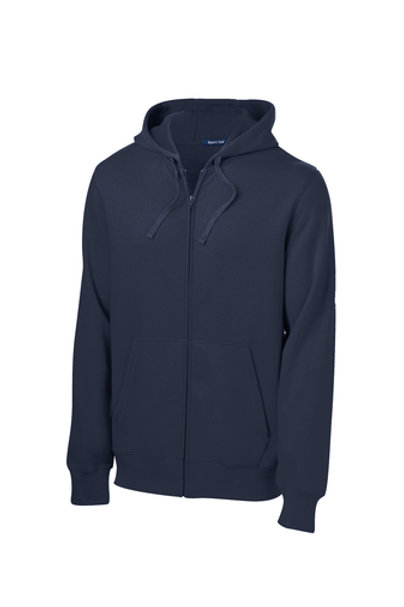 Citizen Police Full-Zip Hooded Sweatshirt