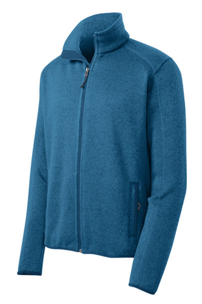 thyssenkrupp Men's Sweater Fleece Jacket