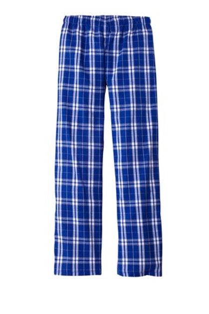 Juniors Girl's Flannel Plaid Pant