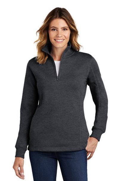 Cincinnati Traditions Ladies 1/4-Zip Sweatshirt