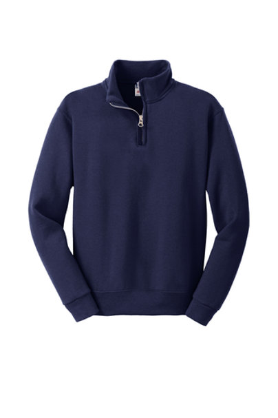 College Hill 1/4 Zip Sweatshirt Adult