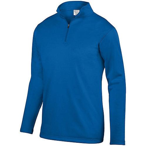 St. Joseph Augusta Wicking Fleece Pullover -Royal Blue