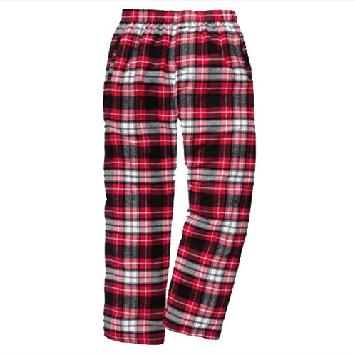 Youth Classic Red and Black Pant