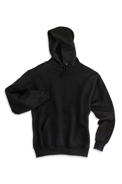 Nishime Adult JERZEES - NuBlend Pullover Hooded Sweatshirt-Black