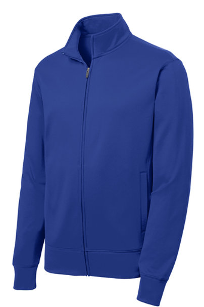 St Joseph Men's  Sport-Wick Fleece Full-Zip Jacket