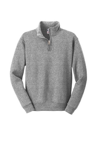 St Vivian 1/4-Zip Cadet Collar Sweatshirt-Youth