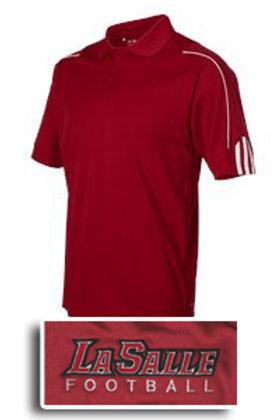Adidas Men's Polo - Red