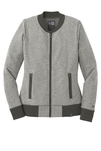 thyssenkrupp Ladies Ladies French Terry Baseball Full-Zip