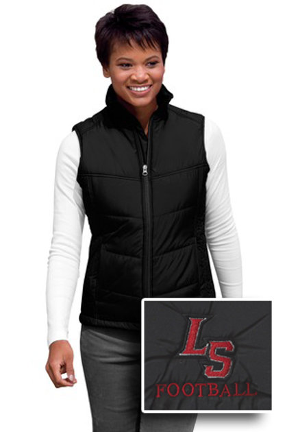 Ladies Vest/Jacket - Black
