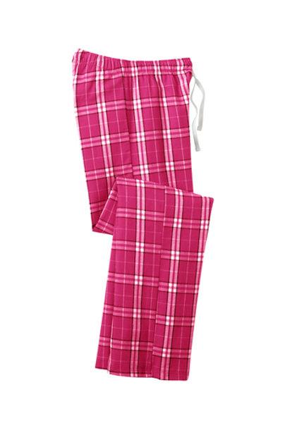 Cincinnati Traditions Women's Flannel Plaid Pant