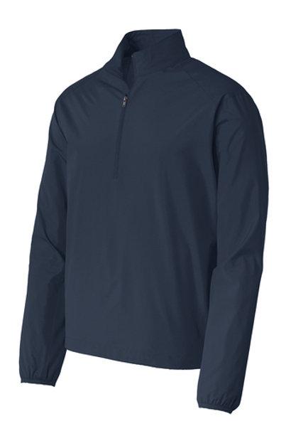College Hill 1/2-Zip Pullover Jacket