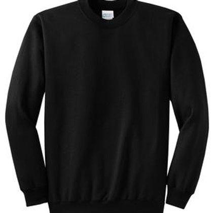 Lineshot Crewneck Sweatshirt Black