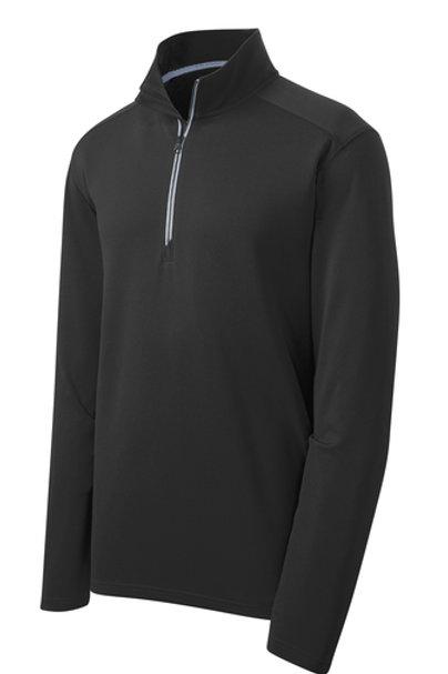 Bilstein Sport-Tek® Sport-Wick Textured 1/4-Zip Pullover