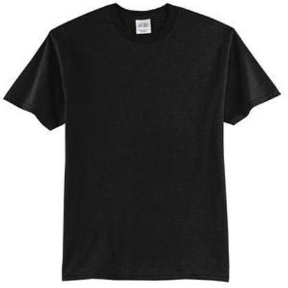 Lineshot Adult T-Shirt Black