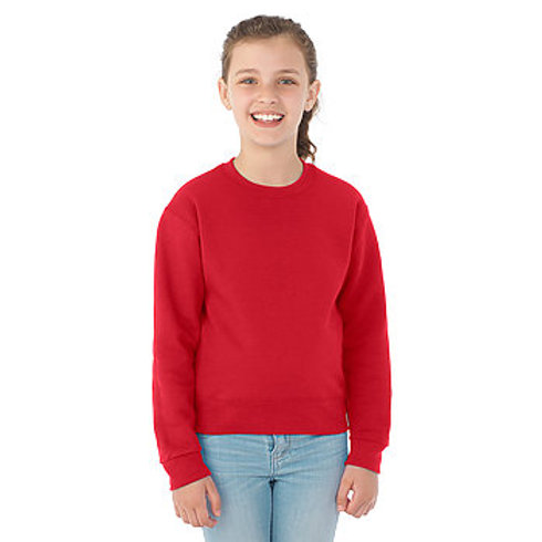 St. V Volleyb-Youth Crewneck Sweatshirt