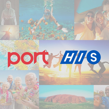 Port partners with HIS to enter the Japanese market
