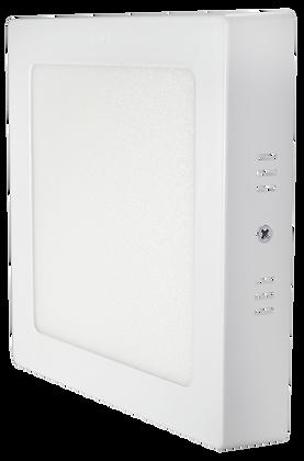 Panel LED Cuadrado De Sobreponer 12W