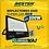 Thumbnail: Reflectores RGB Ultra Delgado 200W