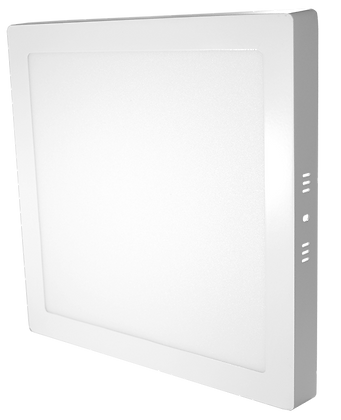Panel LED Cuadrado De Sobreponer 24W