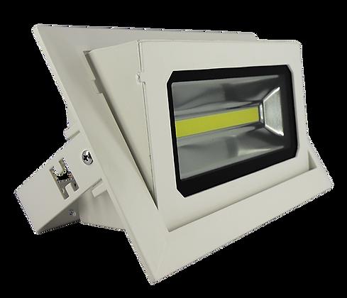 Reflector Interior LED COB Escualizable 50W