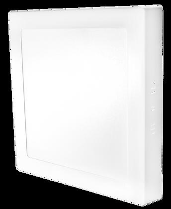 Panel LED Cuadrado De Sobreponer 18W
