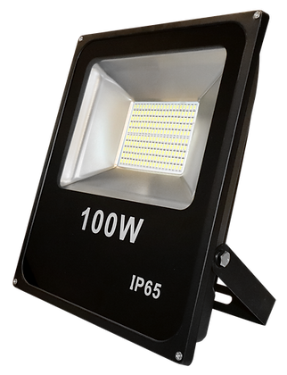 Reflectores LED marca ZM 100W