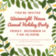 Wainwright House annual holiday party-2.