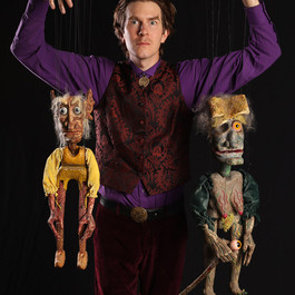 DALRYMPLE MACALPIN PUPPETEER