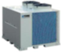 Компрессорно-конденсаторный блок ККБ YORK VAC VAH VCH VIR