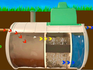 Sewage Treatment Plants vs Septic Tanks