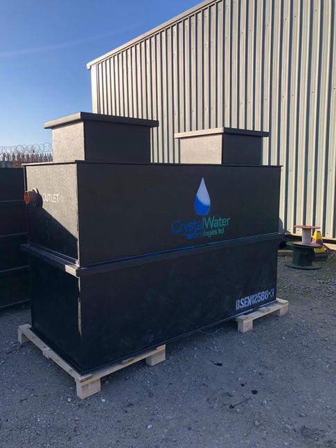 Shore Sewage Treatment Plants
