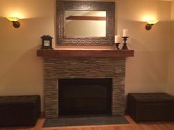 celenza fireplace mantel