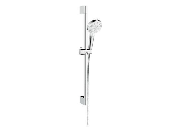 26532400 Crometta Duş seti Vario, 65 cm duş barı ile