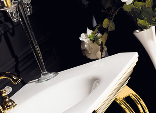 Avantgarde Elegante Banyo Mobilyası