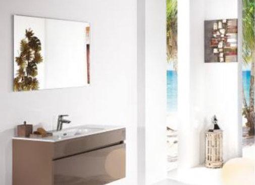 Valessi Grande Tek Çekmeceli Banyo Mobilyası