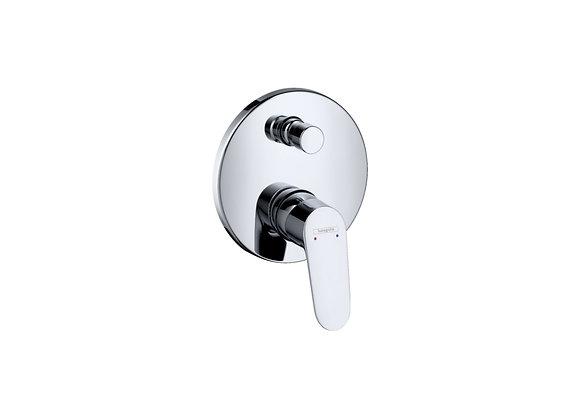 Focus Tek kollu banyo bataryası ankastre montaj